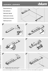 blum aventos hl installation instructions