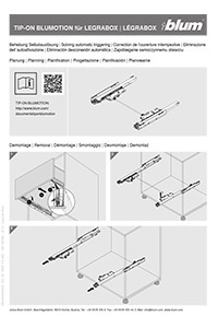 Blum Hinges Installation Instructions