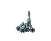 Pozi Screw Pan Selftapper. Size: 6 X 5/8. Size: 15.88mm gauge 6